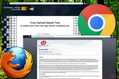 Internet Speed Tracker virus