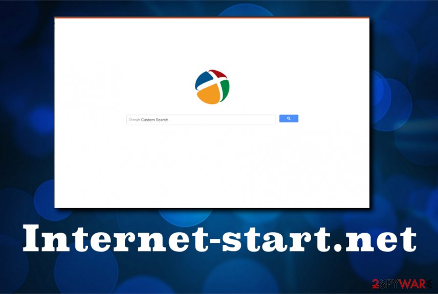 Internet-start.net virus