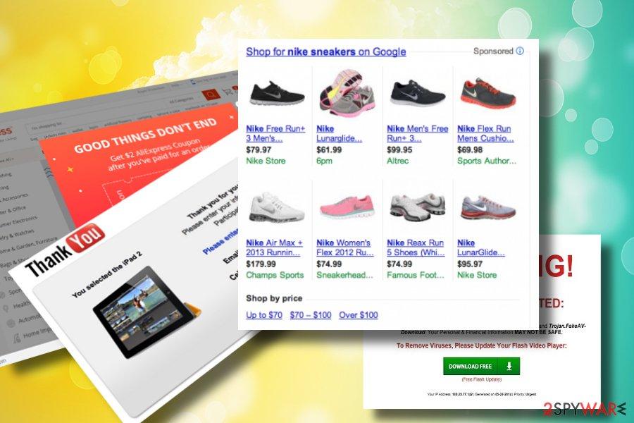 Showing VirtualDesktopKeeper ads