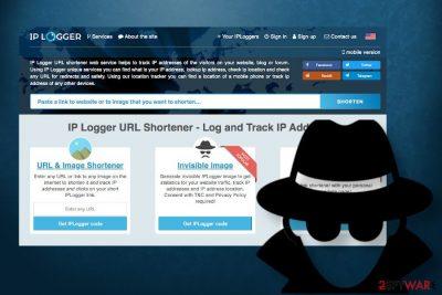 Iplogger.org virus