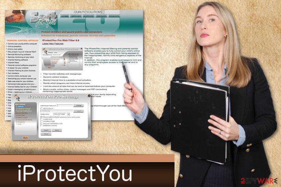 iProtectYou virus