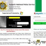 Ireland's National Police Service virus 2