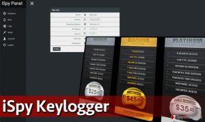 iSpy Keylogger