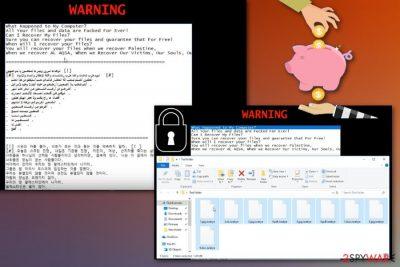 IsraBye ransomware