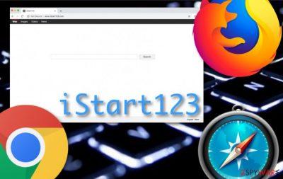 iStart123 PUP
