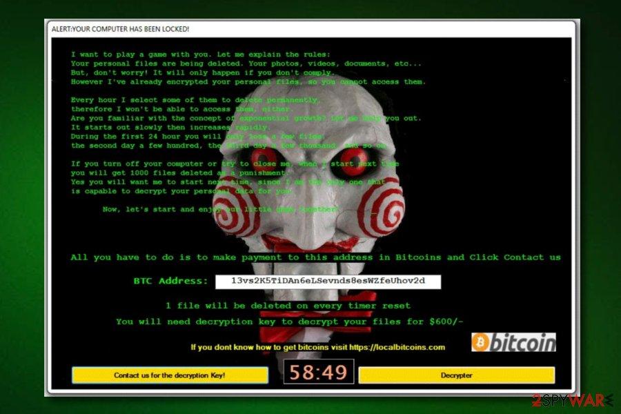 IT.Books ransomware virus