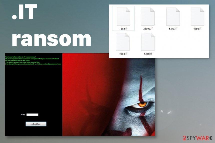 IT ransomware