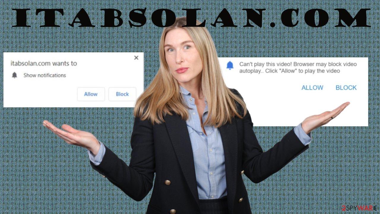 Itabsolan.com ads