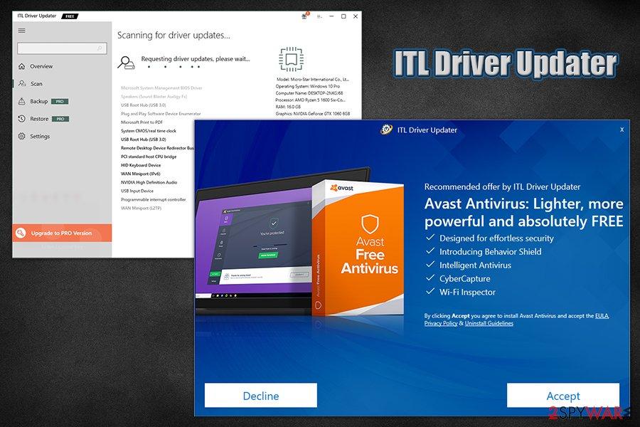 ITL Driver Updater bundle