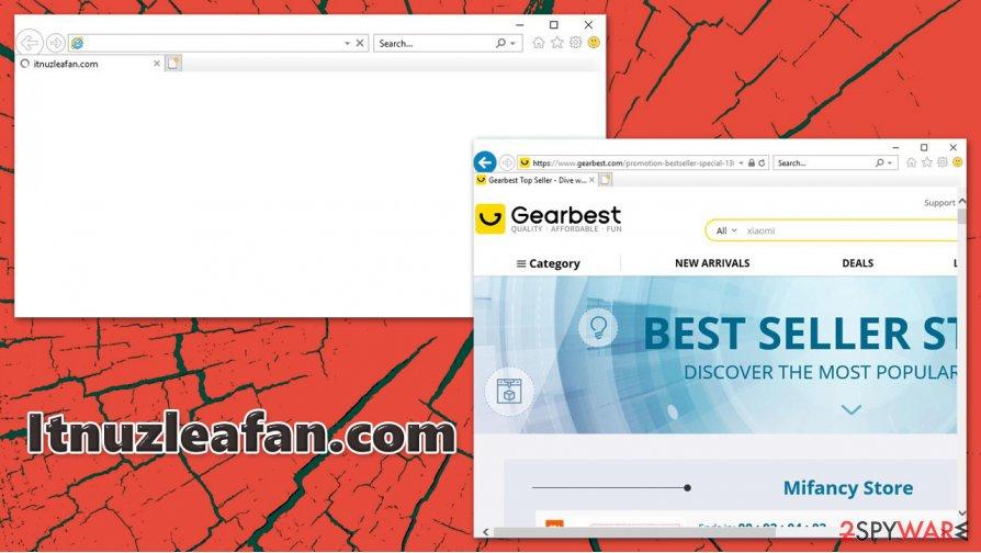 Itnuzleafan.com virus