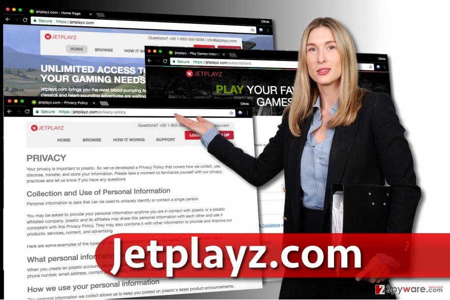 Jetplayz.com virus