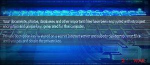 Jhon Woddy ransomware virus