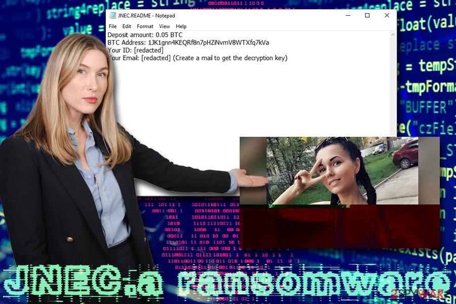 JNEC.a ransomware virus