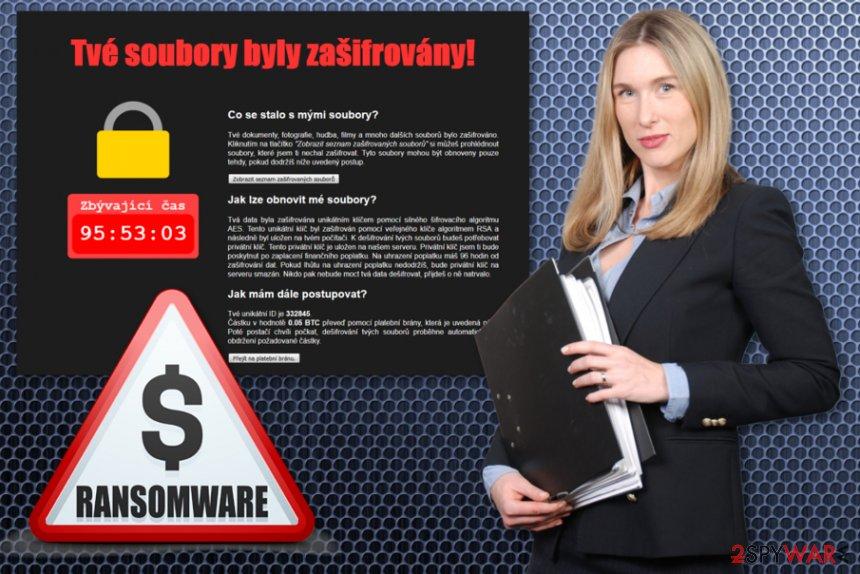 JoeGo ransomware virus