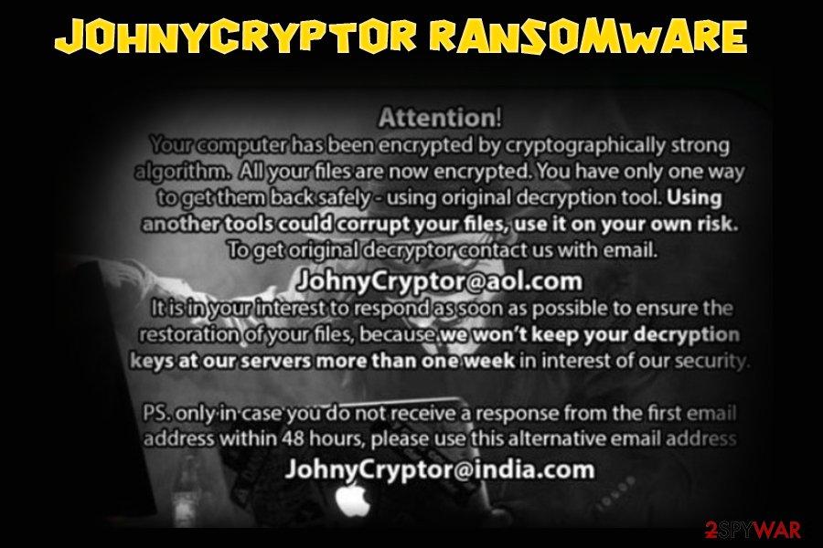 JohnyCryptor image