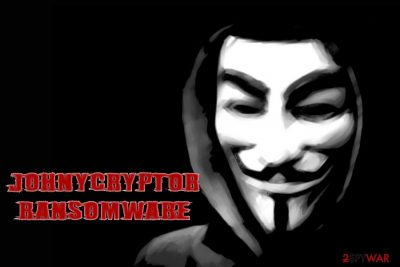 JohnyCryptor ransomware