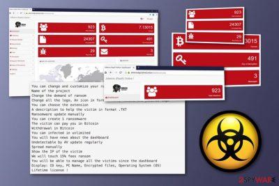 Jokeroo ransomware