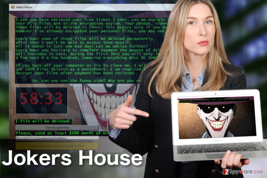 Image of Jokers House virus