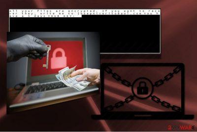 JosepCrypt ransomware attack