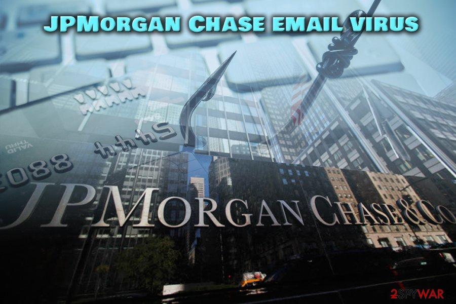 JPMorgan Chase email banking trojan