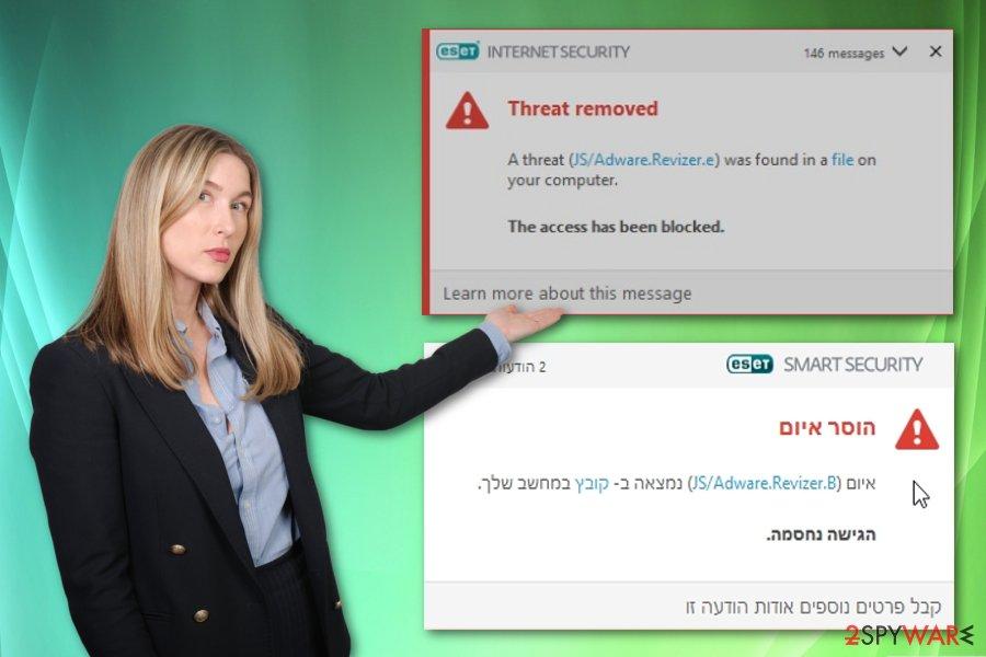 Js/Adware.Revizer.E adware
