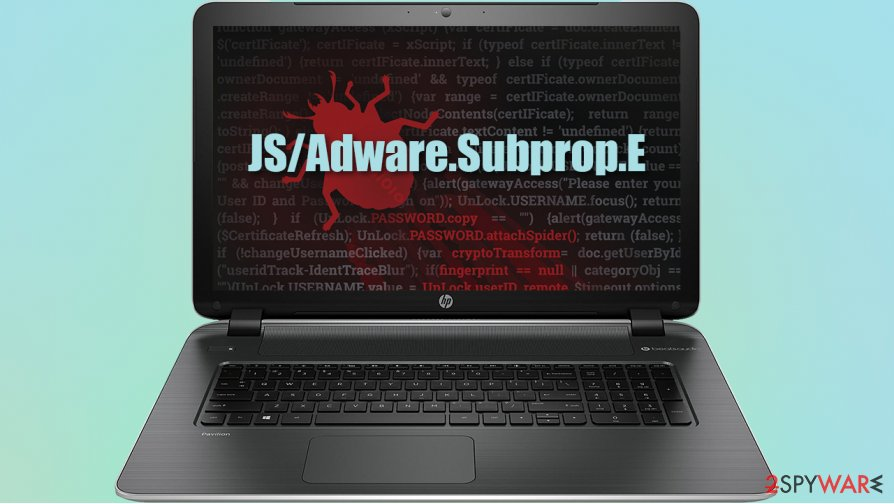 JS/Adware.Subprop.E
