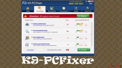 K9-PCFixer PUP