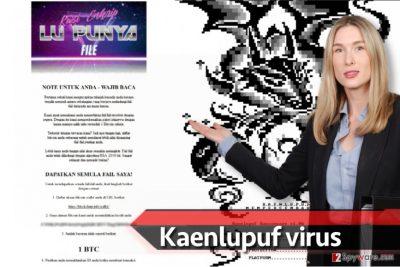 Kaenlupuf ransomware virus