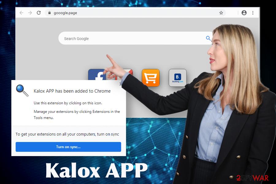 Kalox APP virus