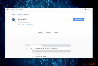 Kalox APP download