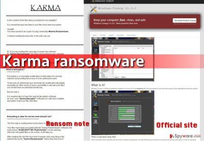 Image showing Karma Trojan
