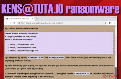 KENS@TUTA.IO malware