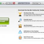 Keybar toolbar
