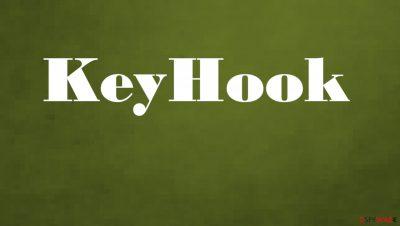 Keyhook keylogger