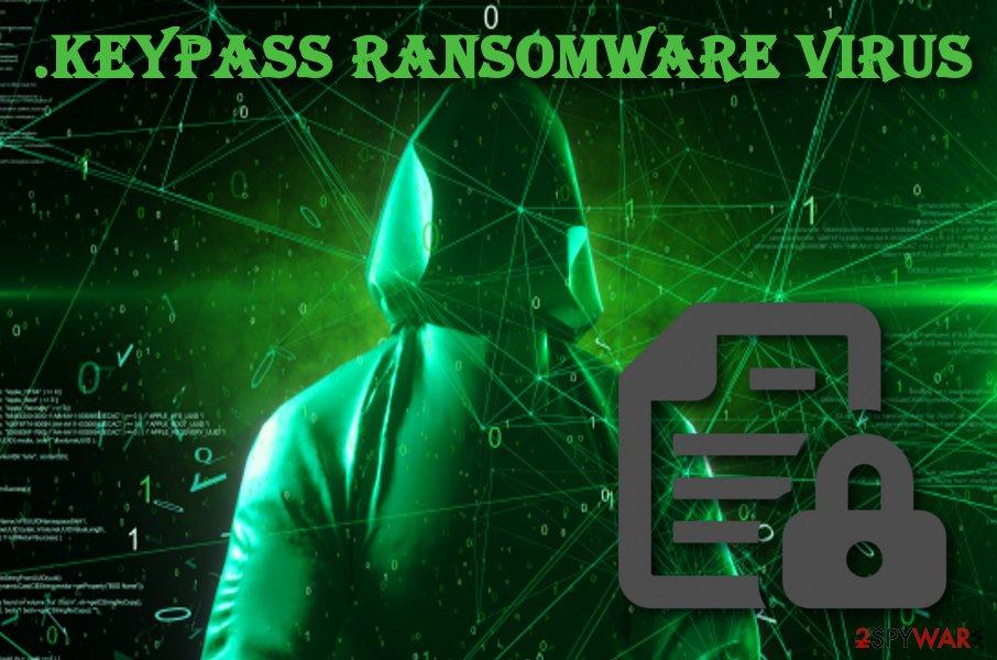 Keypass ransomware virus