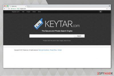 Keytar.com illustration