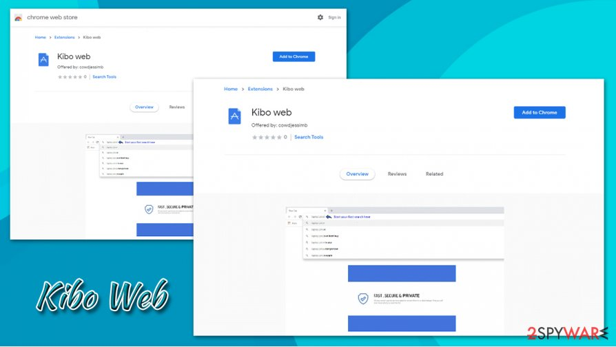 Kibo Web