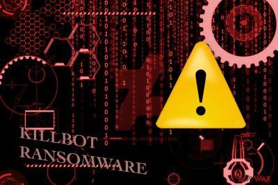 The image of KillBot virus