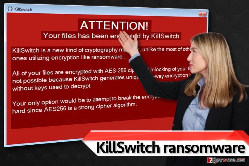 KillSwitch virus