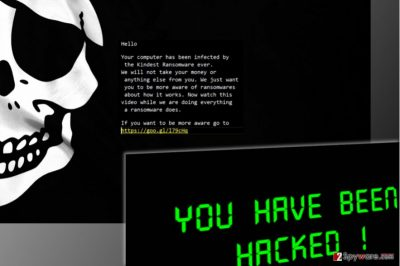 Kindest ransomware