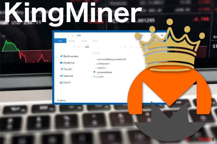 KingMiner trojan