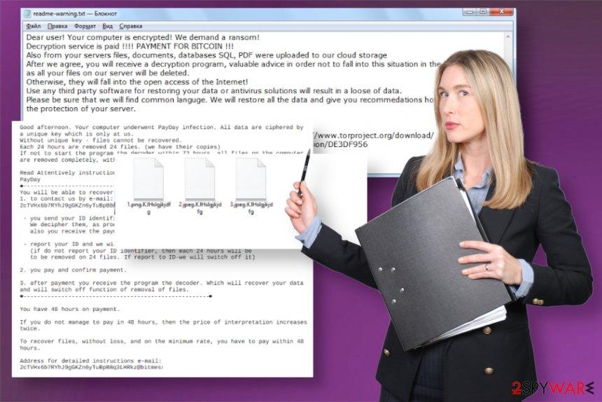 KJHslgjkjdfg ransomware virus