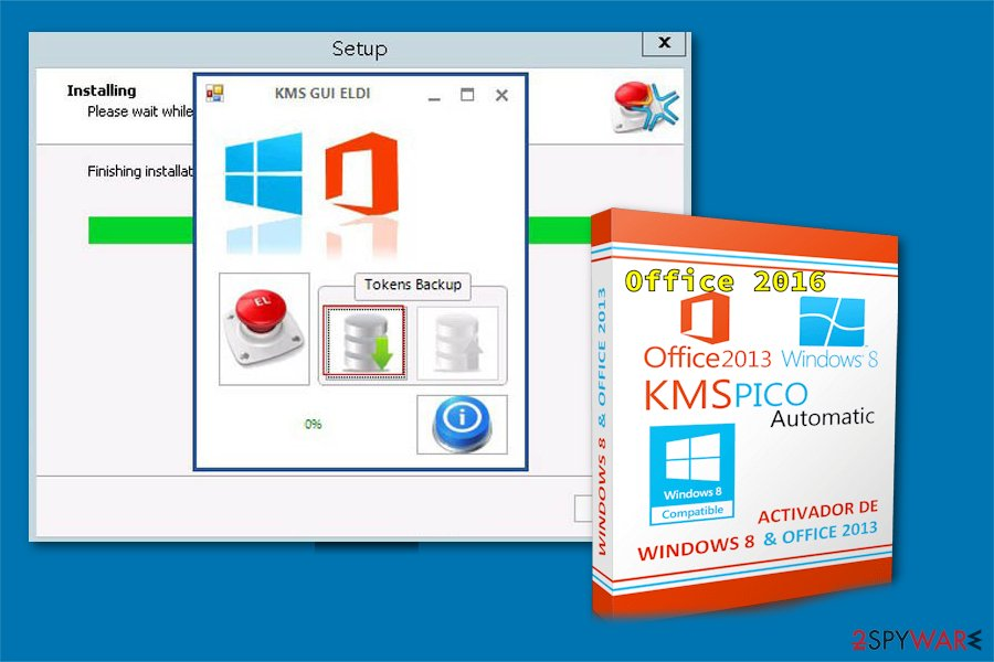 Remove KMSPico virus (Removal Guide) - updated Aug 2019