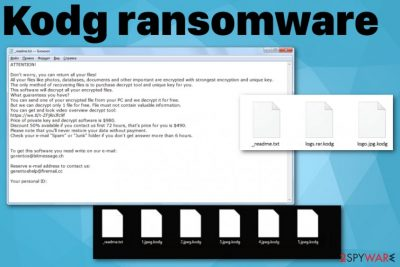 Kodg ransomware