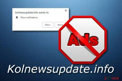 Kolnewsupdate.info adware