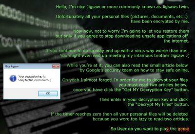 Koolova ransomware virus