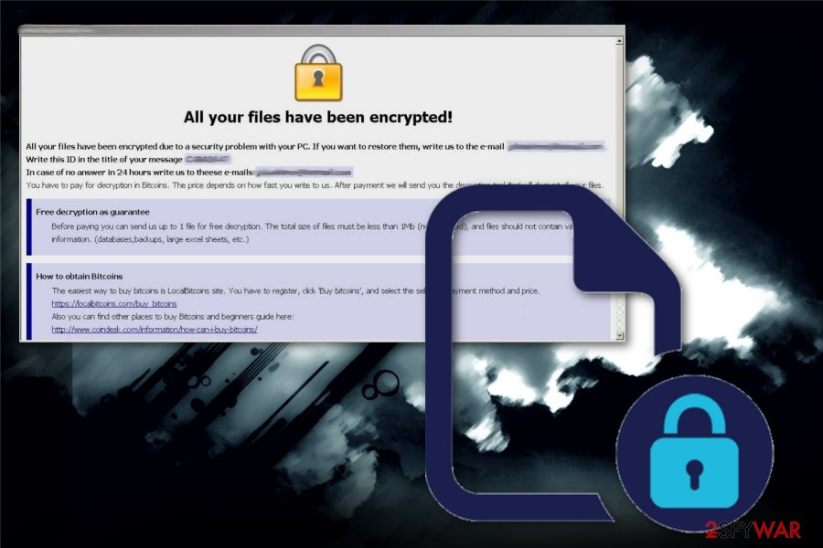 Remove Korea ransomware (Decryption Steps Included) - Free Guide