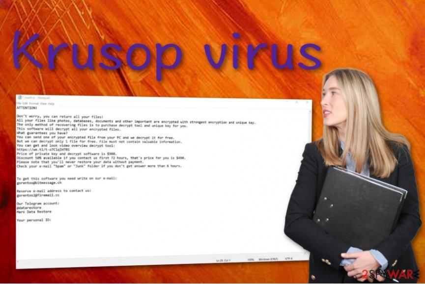 Krusop virus