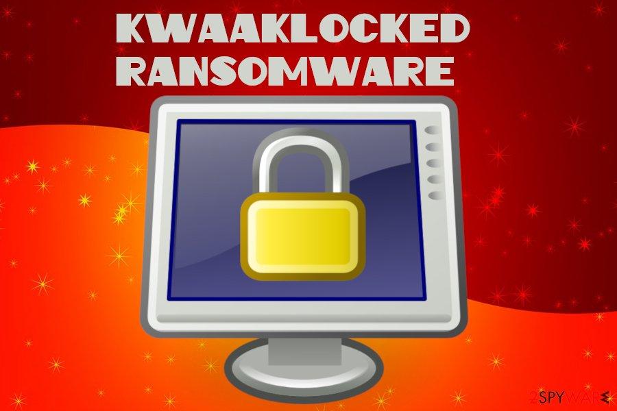 KwaakLocked ransomware