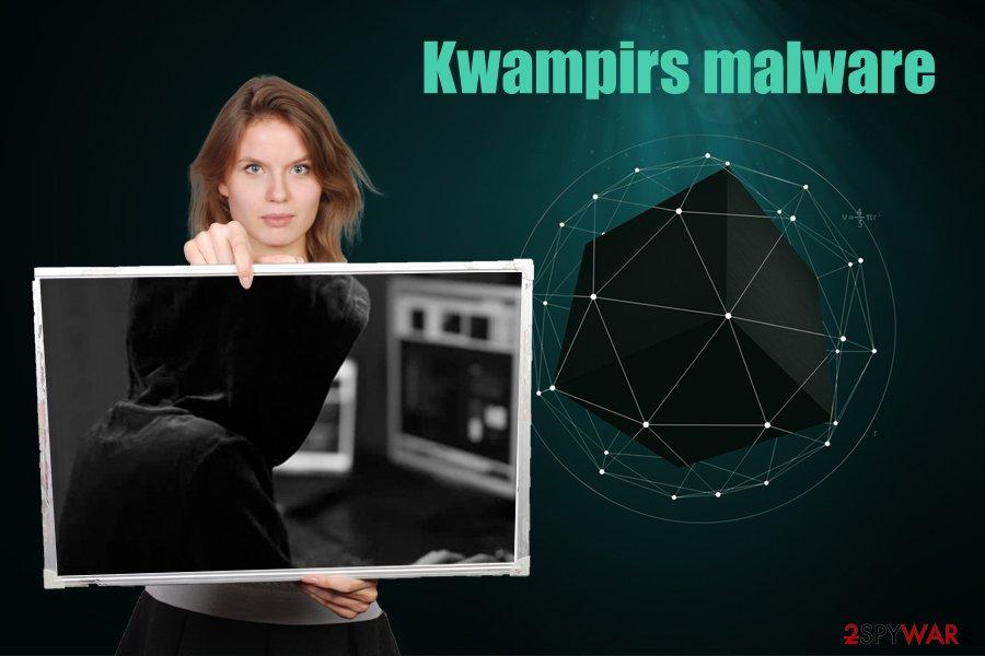 Kwampirs malware trojan